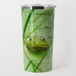 frog friend Travel Mug