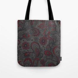 Jacobean Tote Bag