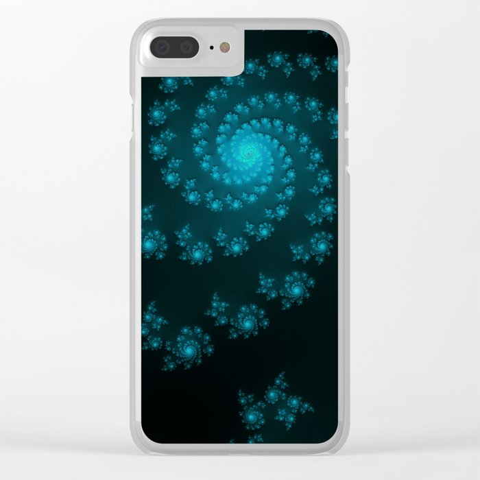 Outer Limits Clear iPhone Case