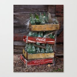 Things Go Better with Coke Canvas Print