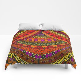 Out of Africa Comforters