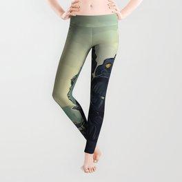 fallout love Leggings
