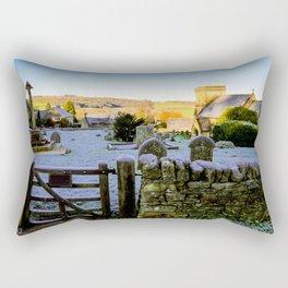 Beauty beyond the Gate  Rectangular Pillow