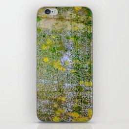 Yellow Spots. iPhone Skin