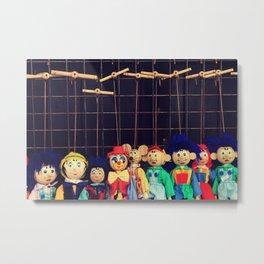 Marionettes Metal Print