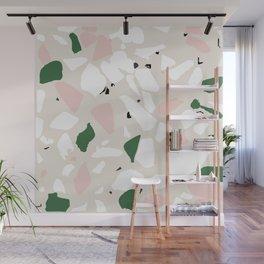 Terrazzo jungle Wall Mural