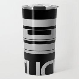 Skoda Felicia - silver - Travel Mug
