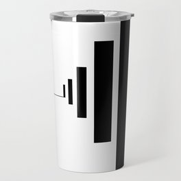 SOMEWHERE IN NOWHERE Travel Mug