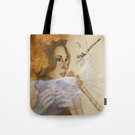 Spreading Her Wings Tote Bag