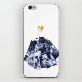 Nightgown iPhone Skin