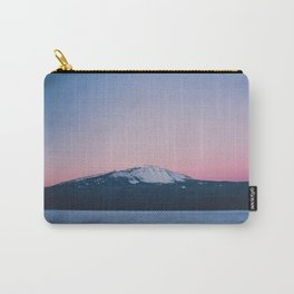 Winter Sunrise  Carry-All Pouch