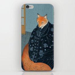 The Fox's Wedding iPhone Skin