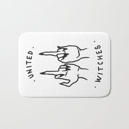 United Witches Bath Mat