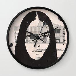 Katyuska Wall Clock