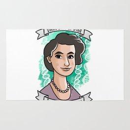 Rosalind Franklin Rug
