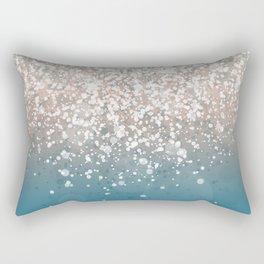 New Colors X Rectangular Pillow