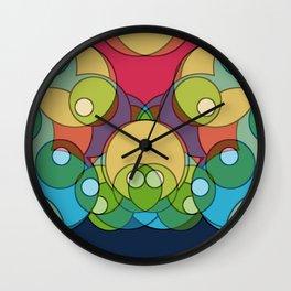 Abstrakt 3 Wall Clock