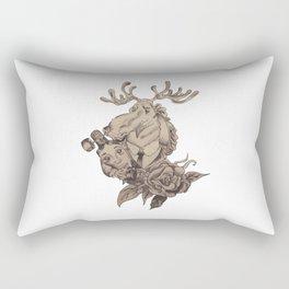 Long Rectangular Pillow