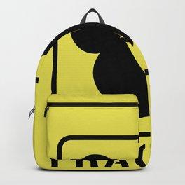 > f r a g i l e Backpack
