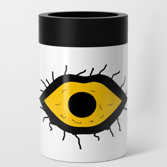 Horror Eye Can Cooler By M3pics Society6