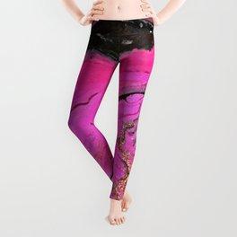 Liquid Acrylic 18 Leggings