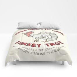 Turkey Trot Comforters