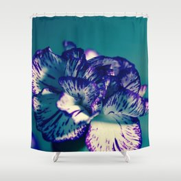 Carnation - Side shot Shower Curtain