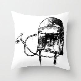 Parskid Drinking Throw Pillow