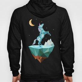 unicorn in the universe Hoody