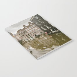 Amsterdam Spring Notebook