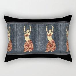Belly dancer 17 Rectangular Pillow
