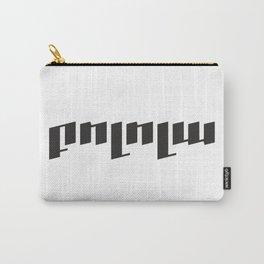 Bolola | Բոլոլա  text design Carry-All Pouch