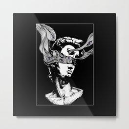 David Metal Print