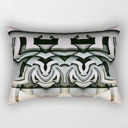 King And Queen Of The Insect World Rectangular Pillow