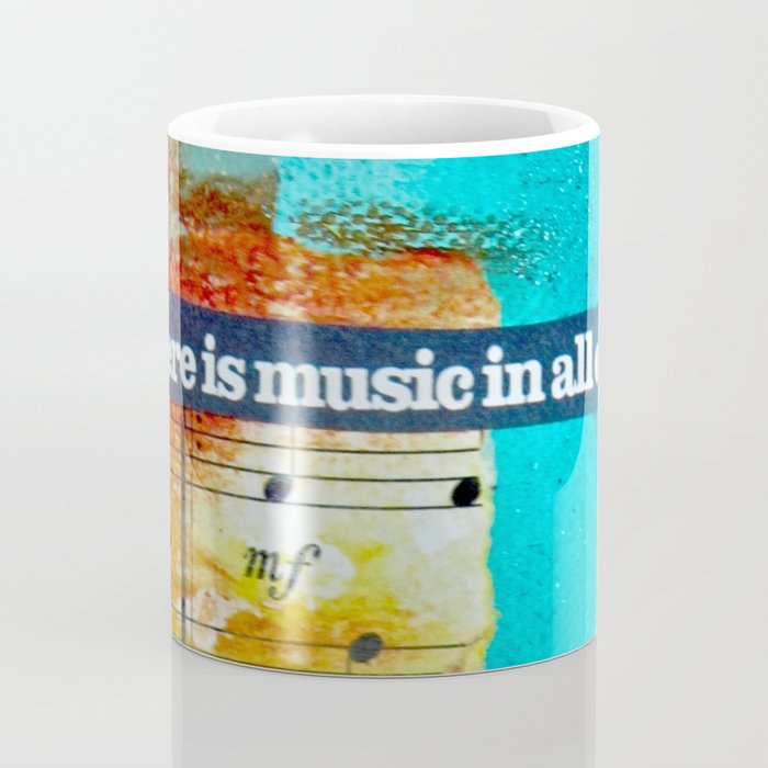 Musc in All of Us Coffee Mug