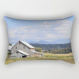 Vermont Barn Rectangular Pillow