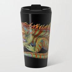 Iguana 2 Metal Travel Mug