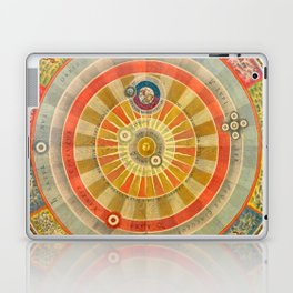 Caught in the Middle Laptop & iPad Skin
