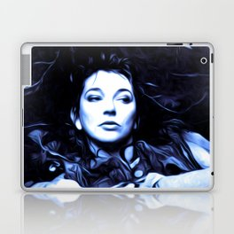 Kate Bush - The Ninth Wave - Pop Art Laptop & iPad Skin
