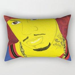 Allen Iverson Rectangular Pillow