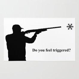 Do you feel triggered? Rug