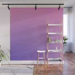 TAINTED CANDY - Minimal Plain Soft Mood Color Blend Prints Wall Mural