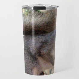 And Who Are You? Travel Mug