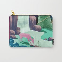 The Whispering Waters of Eventide Vale Carry-All Pouch