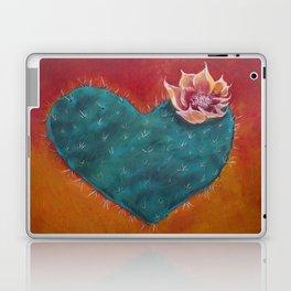 Cactus Heart Laptop & iPad Skin