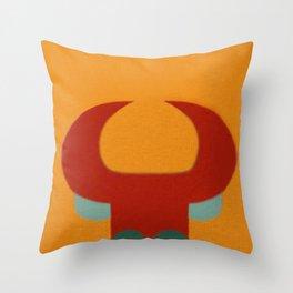 Garantido (Parintins - Brasil) Throw Pillow