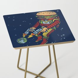 The End is Fry! Side Table