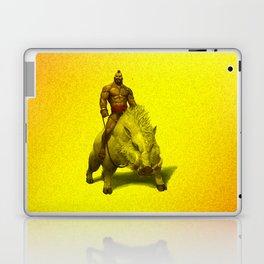 hog rider Laptop & iPad Skin