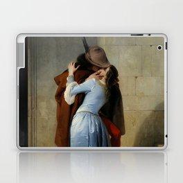 The Kiss (Il Bacio) - Francesco Hayez 1859 Laptop & iPad Skin