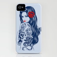 Tattoo Lolita Slim Case iPhone (4, 4s)